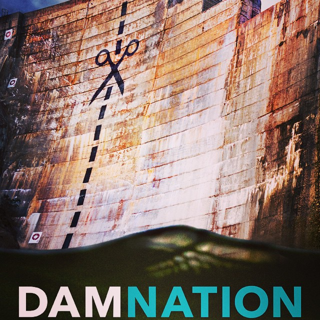 Good news: you can now stream DamNation on Netflix! Bad news: there are dams all over the world causing great environmental harm. Help #DamNationFilm reach 50k signatures!