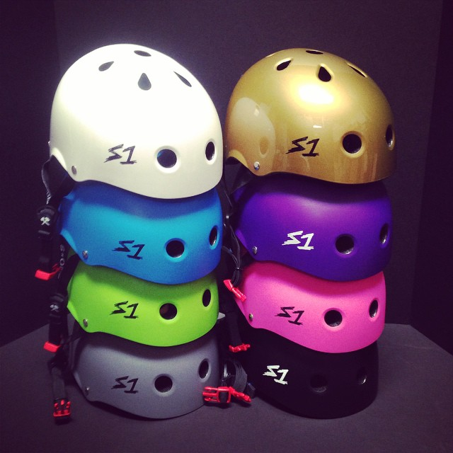 The S1 mini Lifer helmet is a scaled down version of the s1 lifer helmet. The mini lifer is a perfect  helmet for younger skaters (or older skaters with smaller heads). The S1 Mini Lifer Helmet offers 5x more head protection than soft foam helmets....