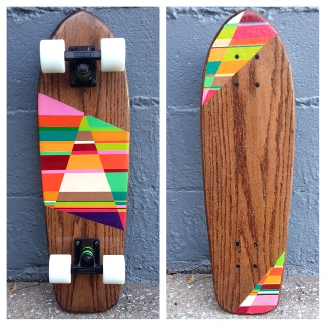 Here's the finished @nathanbrown77 x STBCo. custom cruiser. We'll be auctioning it off next week. Stay tuned!