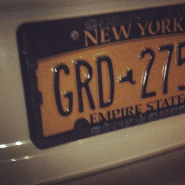 Almost perfect plate! #grorider #gronyc