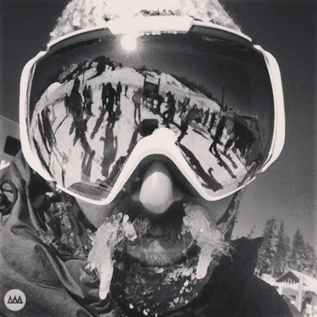 Let's rip some POW for #movember.