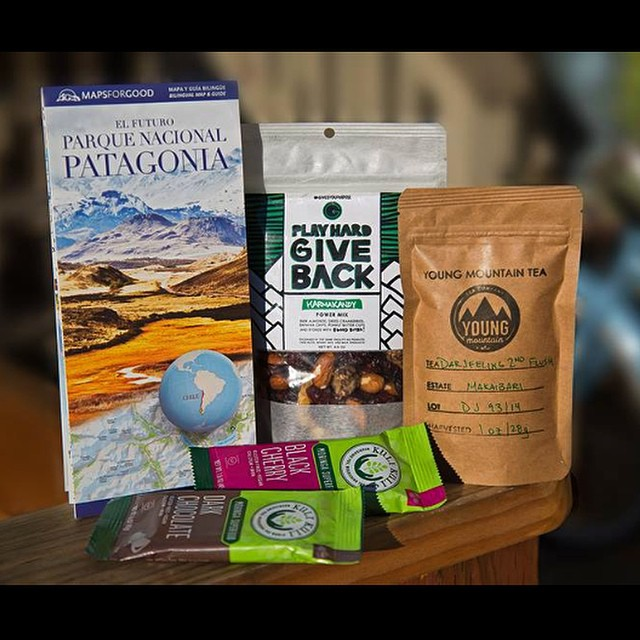 We have teamed up with three other entrepreneurs from the WildGift program to bring you an awesome holiday gift pack. Click the link on our profile to check out how to purchase a gift that keeps on giving!  @mapsforgood
