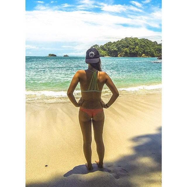Sea-scape #jellyskateboards #jellylife #costarican #paradise || Photo: @sdgeorgie