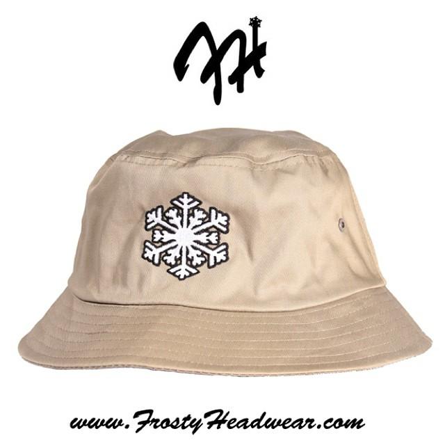 #FrostyHeadwear #BucketHat