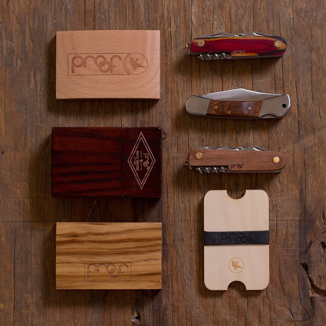 Our wood accessories make unique stocking stuffers // Find a list of our favorites under $25 online now! #iwantproof