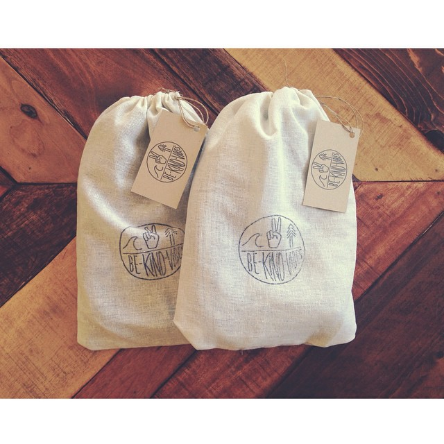 Super stoked on our new tote bags! Individually hand made in San Diego from a blend of hemp, organic cotton, and recycled polyester. They come with the purchase of any of our consciously crafted apparel, are reusable, and in turn, help to reduce the...