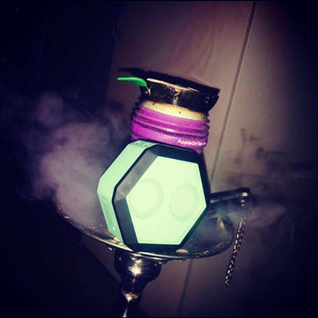 Pass me the #hookah