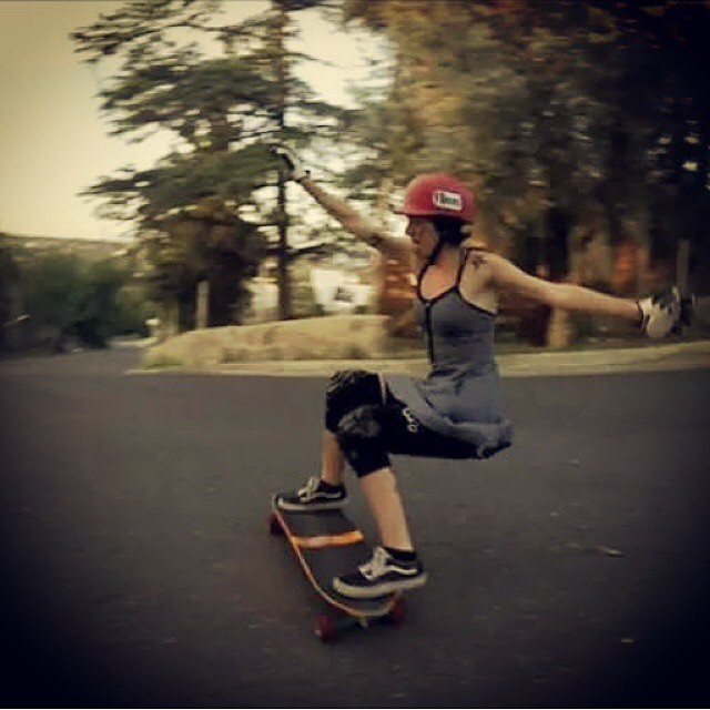 @yam.isach from #LGC Argentina! Buenos días familia!  Good morning family!  #longboardgirlscrew #girlswhoshred #yamilleisach #argentina