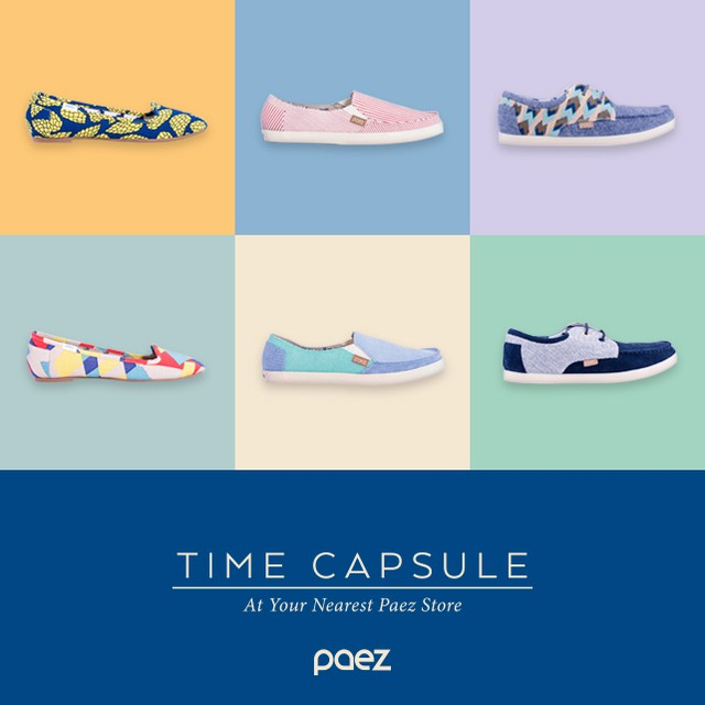 Color block! #Paeztimecapsule  #Onlyinselectedcountries #Paezshoes
