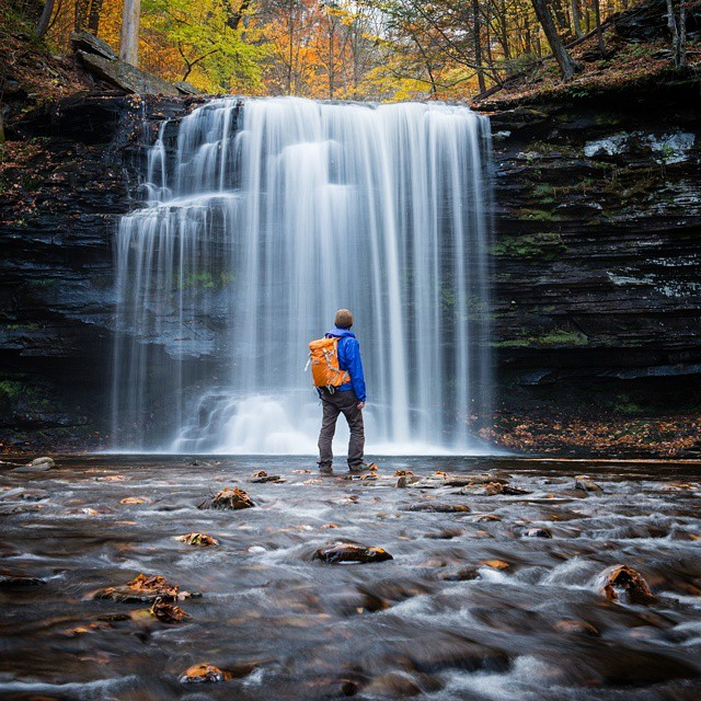 @travisburkephotography got in some good fall adventures before winter set in. #GetOutStayOut