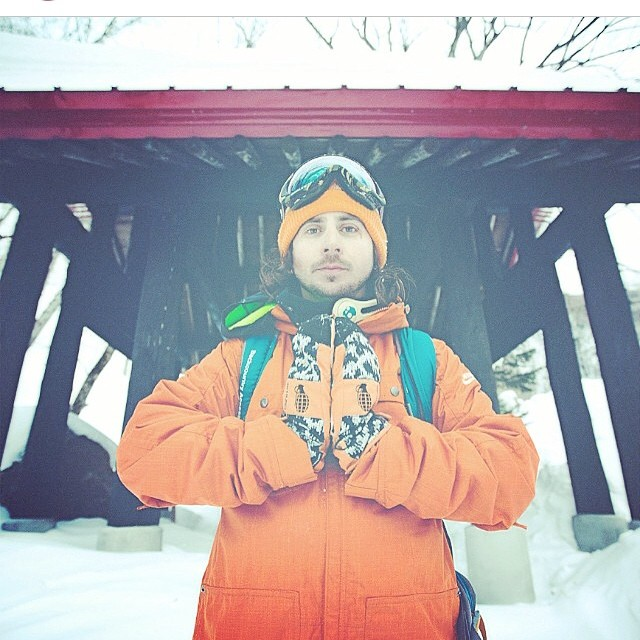 General @dannykass  is praying for more snow. Do you think you could keep up with Danny on the hill?  #snowboarding