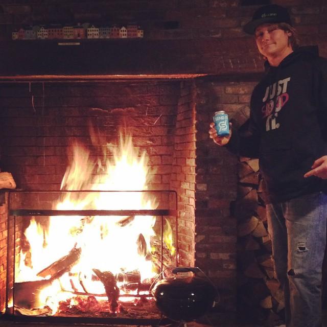 #chesthigh #fireplace #largestindoorfireplace #justsendit  #mountsnow #winterishere @mufferz @tgaddy @billy____idol