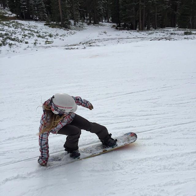 All is right in the world! Day 1 of ski season in the books with @mcelberts @skinorthstar #happyplace #snowboarding #openingday #skiseason #sisterhoodofshred #shredlife #prayforsnow #winter #winterishere #wheelies #tahoe