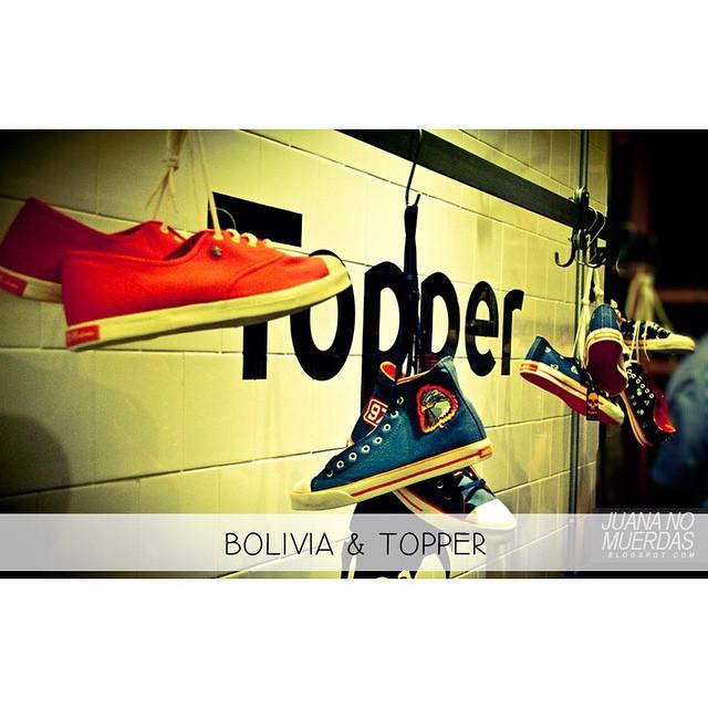 Entra y enterate todo sobre el lanzamiento de #TopperBolivia en:  http://bit.ly/TopperBolivia. #blog #juananomuerdas #sneakers #event