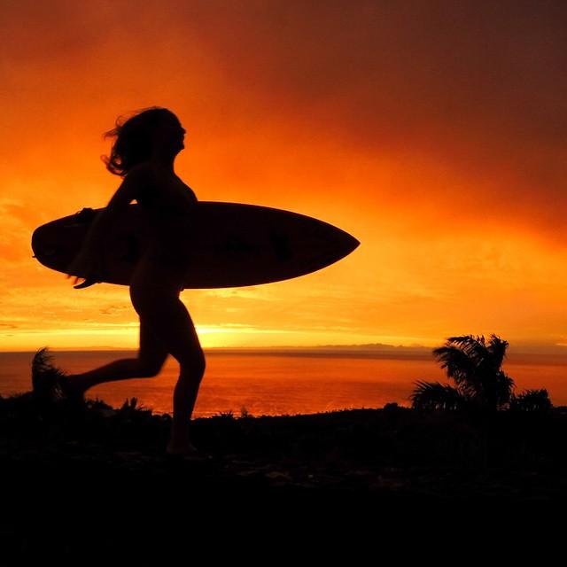Hawaiian nights...