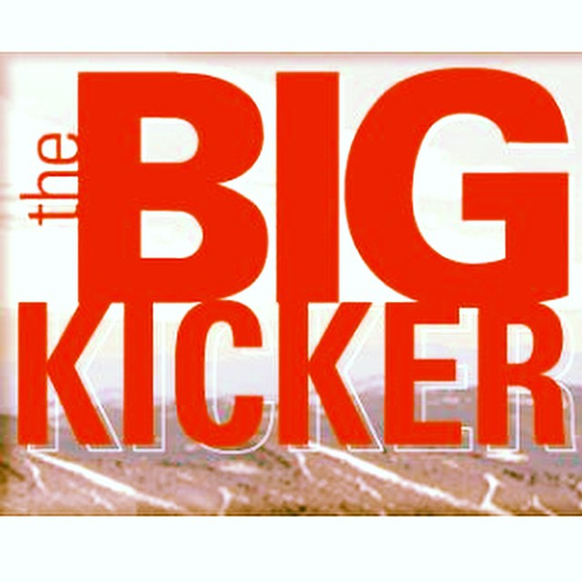 It's like NOTHING you've ever seen before! Tonight @ Lareau Farm Inn VT #bigkicker