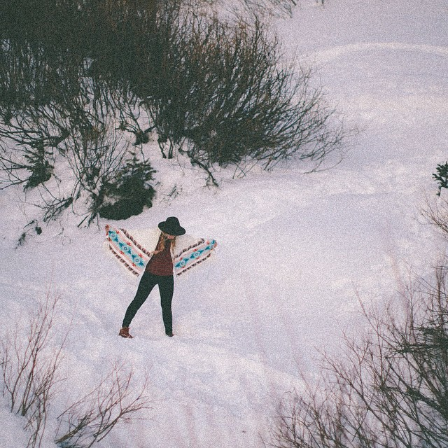 Snow is falling all over the world. Whether you grab your camera or your snowboard, go chase it for some #fineliving.