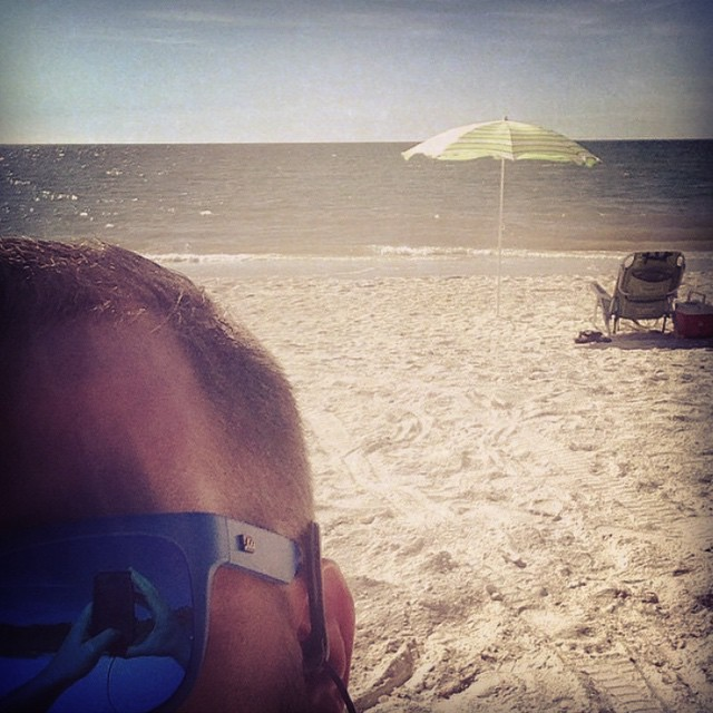The beach misses you #waveborn #findthesun #findyourbeach