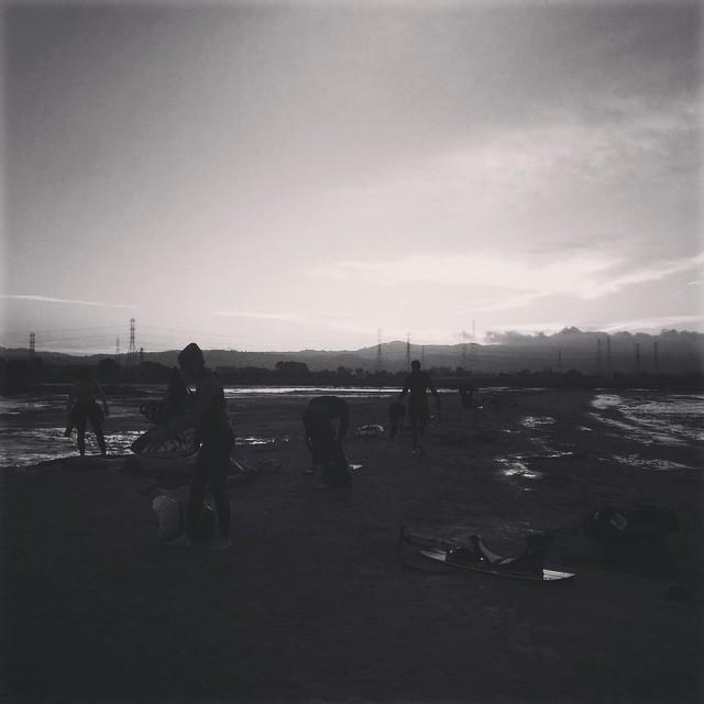 Random people having fun // #kite #3rd #sanfrancisco