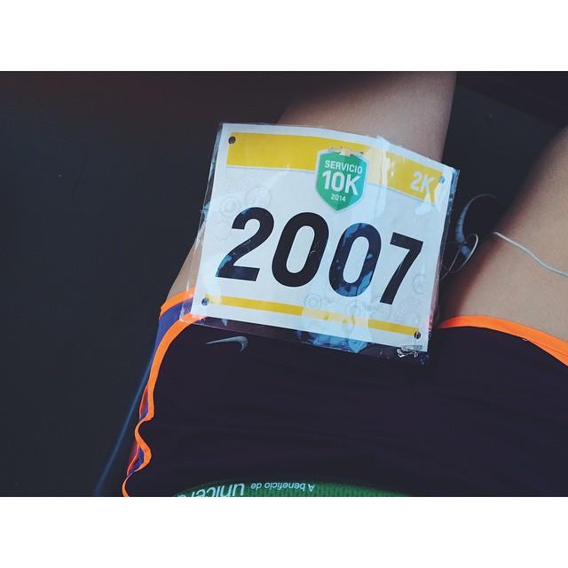 Mi 1er maraton