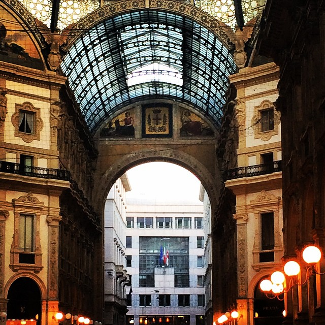 Milano #travel #architecture #duomo #italy