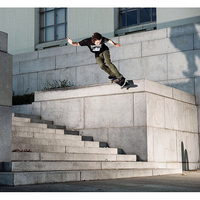 @dannyway, @colinmckay, @shecks, @toreypudwill, @fgustavoo and the @planbofficial team are premiering their long awaited #planbtrue video tonight!  Whose part are you looking forward to most?  P: Torey Pudwill via @thrashermag @danz #TOREY4SOTY