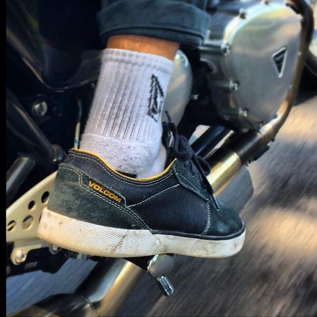 Steelo #VolcomFootwear #SS15