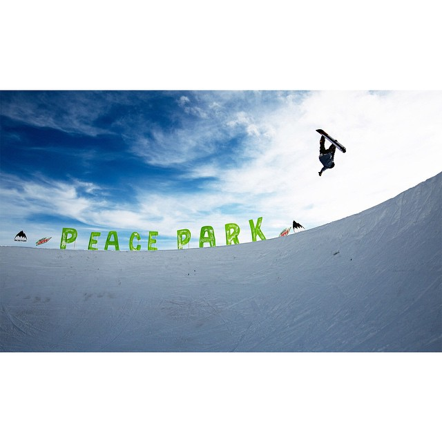 """Snowboarding is fun.  That's why people do it -- in order to have fun.""-@travelindan #MondayMotivation ("