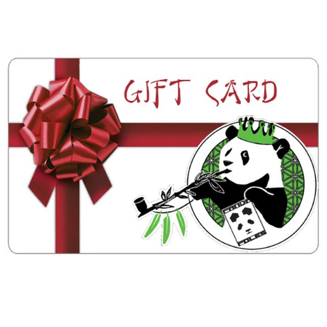 Want to get somebody Panda Poles for the holidays, but don't know exactly what to order them? Well, now you can just get them a Panda Gift Card and leave the rest up to them!  Discounts start at $100: $100 = 10% OFF $150 = 20% OFF $200 = 25% OFF  Panda...