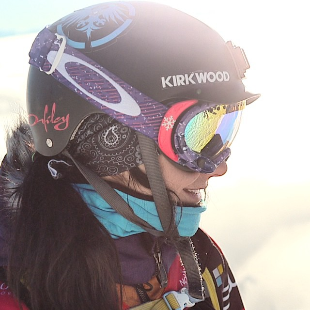 Dreaming of pow days and sending cliffs! Feeling extremely thankful to all my sponsors, friends and family who have helped me live my dreams! #kirkwooddeep @neversummerindustries #oakley @dakine @stcrossfit #pamelaspilates @kirkwoodmtn #epicbar...