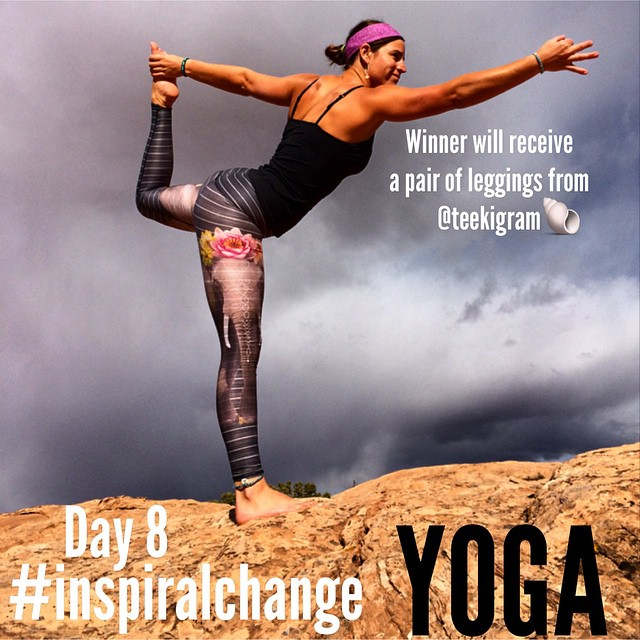 Aloha beauties!! Today is day 8⃣ of the #inspiralchange