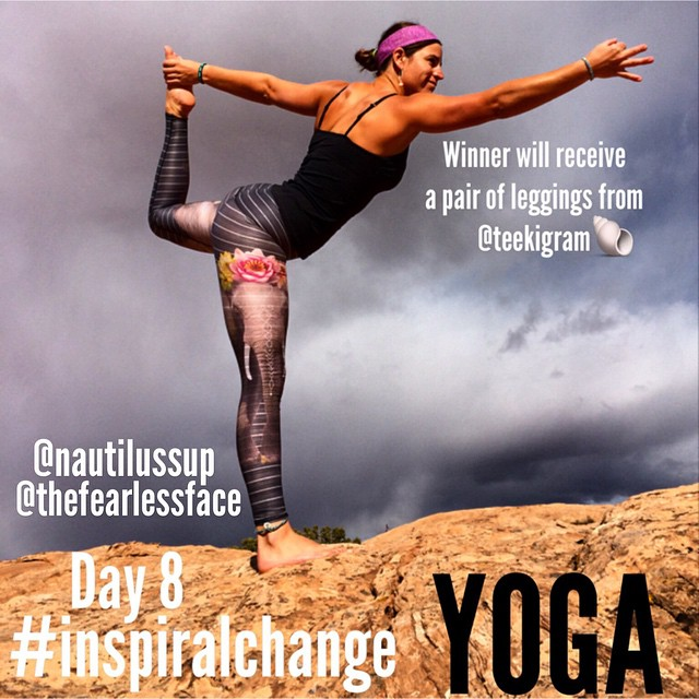 Aloha beauties!! Today is day 8⃣ of the ‪#‎inspiralchange‬ challenge! Today's focus will be YOGA!  Yoga is a physical, mental, and spiritual practice that aims to transform body, mind, and soul. Yoga is a way of life. There are so many benefits by...