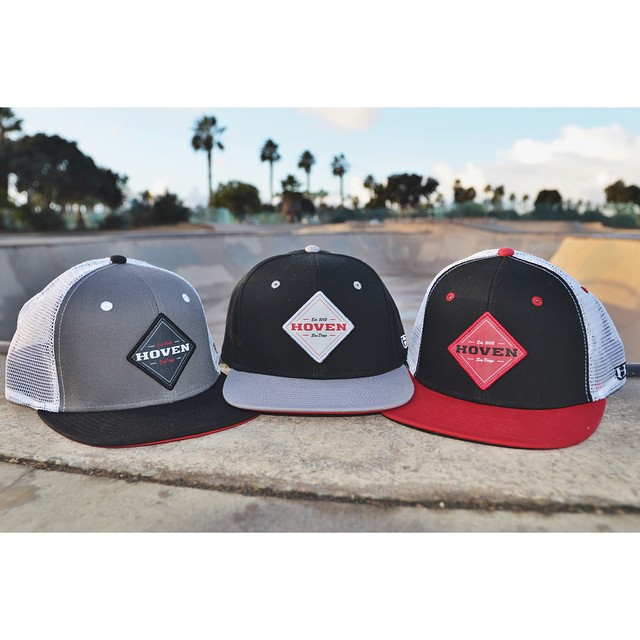 Check it out! #Hoven snapback collection available NOW online and just in time for Black Friday. Don't wait till they're gone. #hovenvision #snapback #headwear #hats