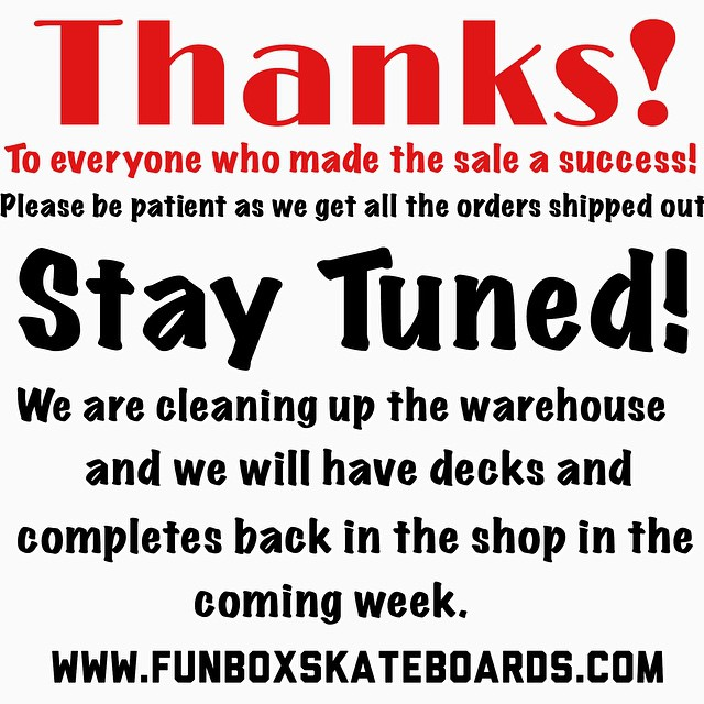 #Thanks to all our supporters. We will get your order out #ASAP @churchillmfg @concretewavemag #longboarding #skateboarding #thankyouskateboarding #longboards #freeride cruise #cali #getbuck #funbox #love #instagood #support #smallbusiness...