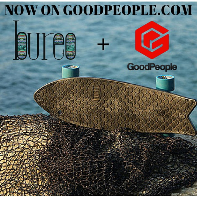We are stoked to join the @goodpeoplelife community....cool products by good people. #gobigdogood