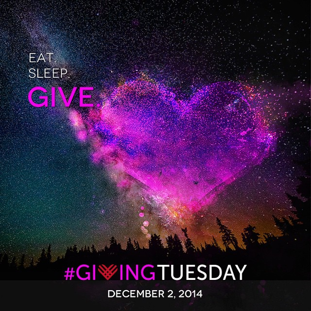 One week countdown till #GivingTuesday | Find out more in our Bio |
