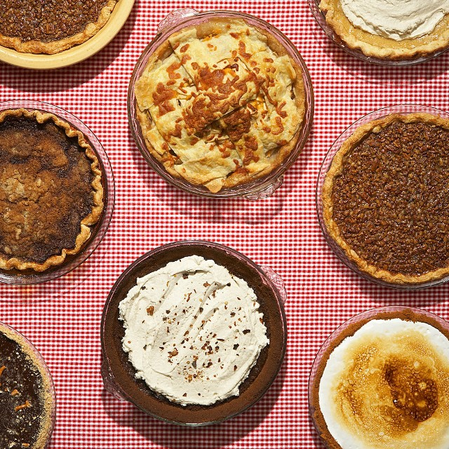 Thanksgiving is rapidly approaching, reviving the greatest debate of all - which pie is best?  Let us know your favorite Turkey Day dessert!
