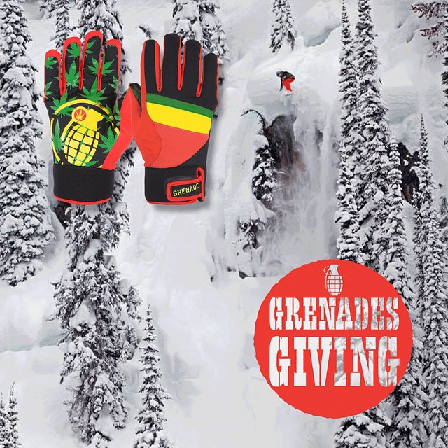 #Grenadesgiving 7 Days of Giveaways continues… Today's giving is a pair of Bob Gnarly Pipe Gloves. These will be awarded to the best photo of what @dustincraven is craving. To submit do the following:  1.  Repost  this and share on your Instagram and...