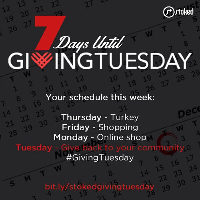 Bit.ly/stokedgivingtuesday