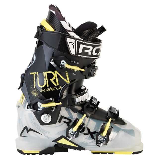 X-Turn 100 flex boot. Tour, ride the lift, crush any line no matter where it is all with one boot. #worldatyourfeet