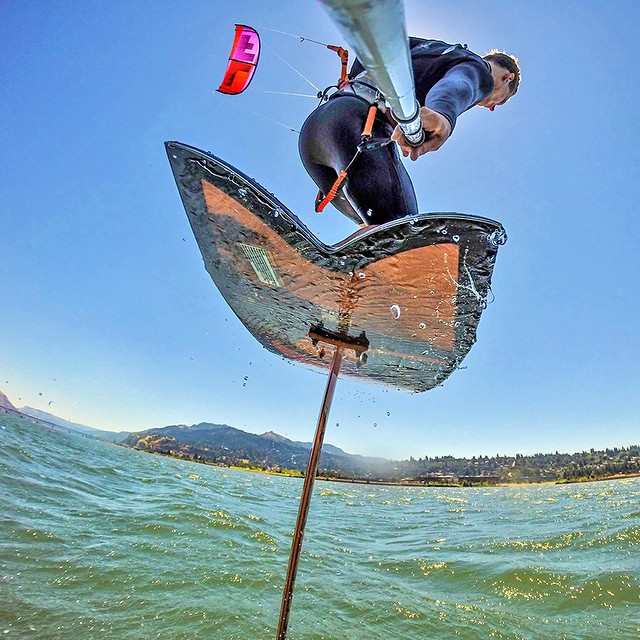 "@brandonscheid combines an old love with a new in ""Learning to Fly"" 