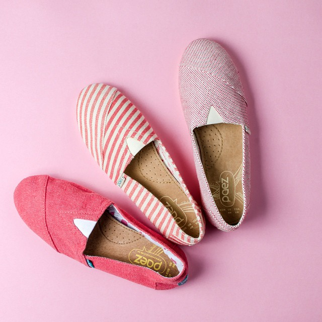 Pink not dead! #Paezshoes #collection #style
