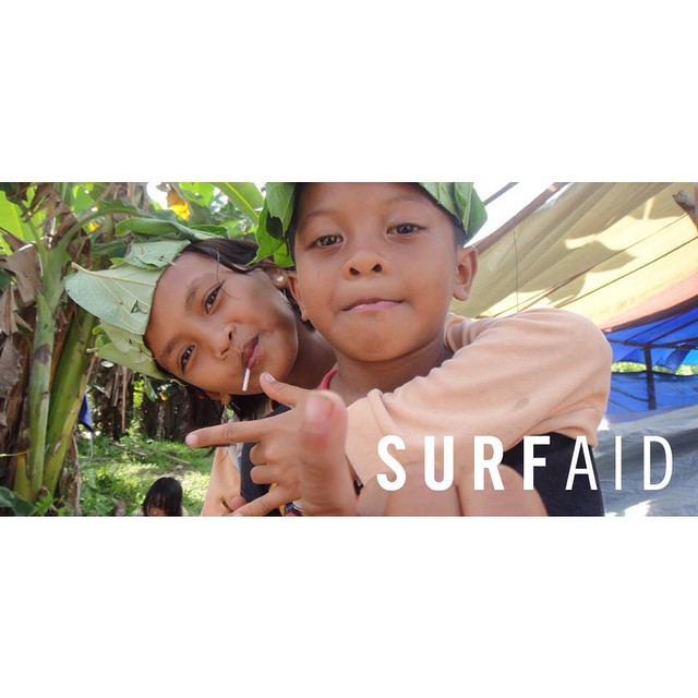 Proud to announce a partnership with @surfaid a non-profit humanitarian organization whose aim is to improve the health, well-being, and self reliance of people living in isolated regions connected to us through surfing. Check out Indosole.com/blog for...