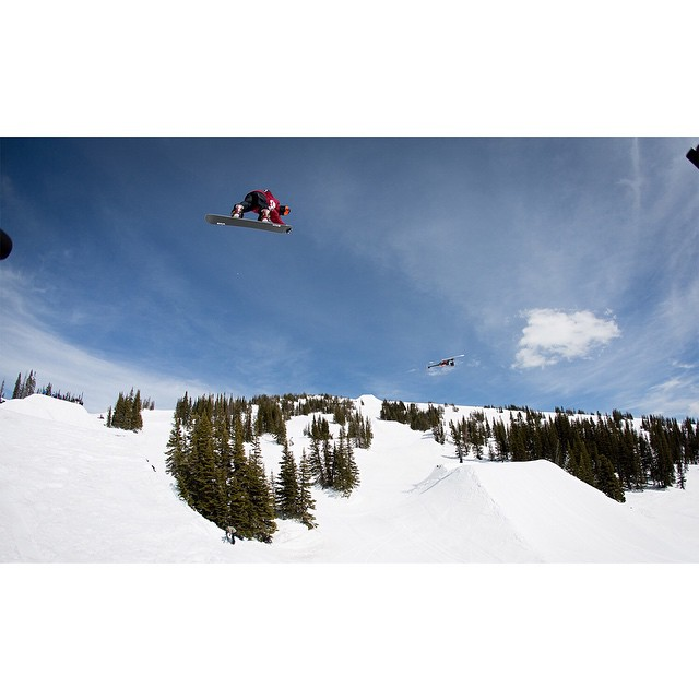 @louievito got lifted at #PeacePark14!  Check out the World of X Games show Sunday at 2 pm ET/12 pm PT on ABC. (