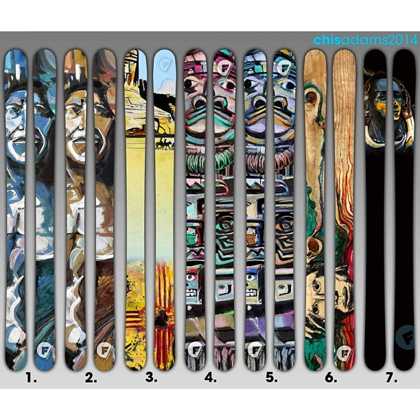 We are pleased to introduce a new line of available graphics from local artist, Chris Adams! Which is your favorite?