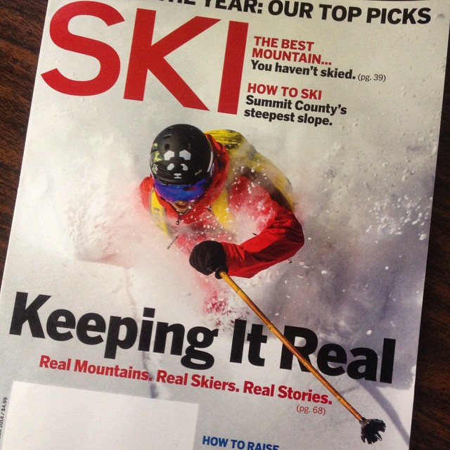 Ummmm... Almost speechless over the newest SKI Magazine cover... We send a massive shout out to Strafe Team Manager and Panda athlete Whit Boucher for landing his first ever SKI cover with this Jesse Hoffman photo! And we  also send a huge thanks to...