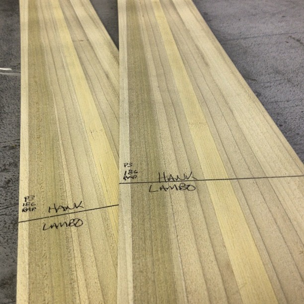 @hanklambo cores for Hanks 186 Raptures #madeinusa