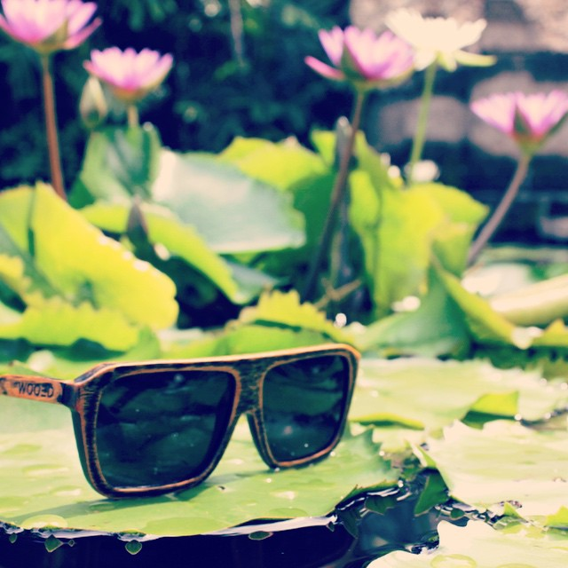 Light as a feather! Have you compared our bamboo glasses to heavy plastic?