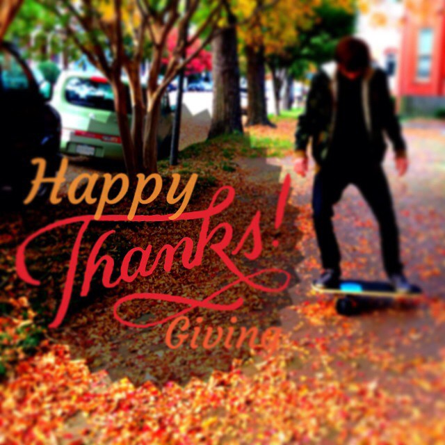 Happy #Thanksgiving!