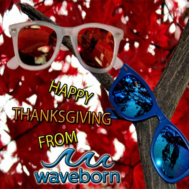 Happy Thanksgiving to everyone!! ‪#‎givingthanks‬ ‪#‎thanksgiving‬ ‪#‎waveborn‬ ‪#‎giftofsight‬ ‪#‎givesight‬